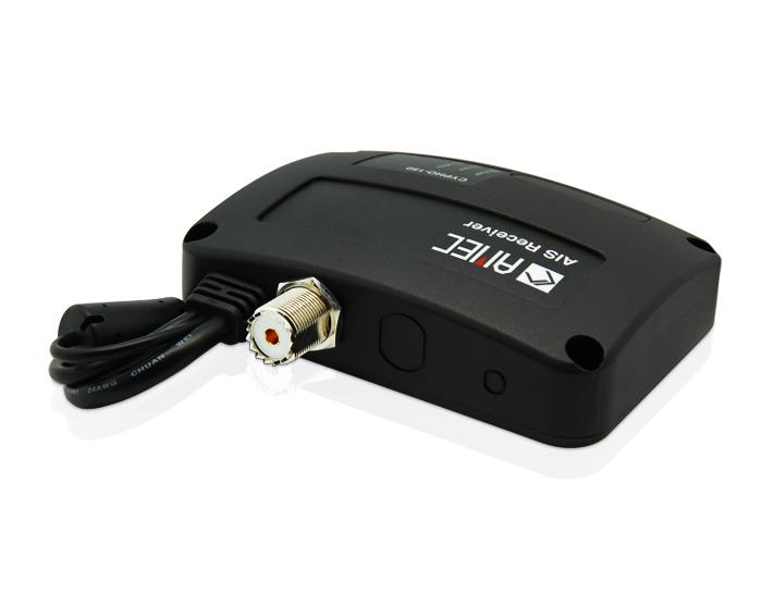 AMEC製 ClassB_AIS受信機 CYPHO150標準セット(VHFアンテナ付)