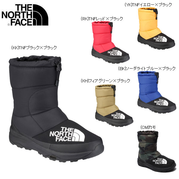 THE NORTH FACE【Nuptse Down Bootie/NF51877】