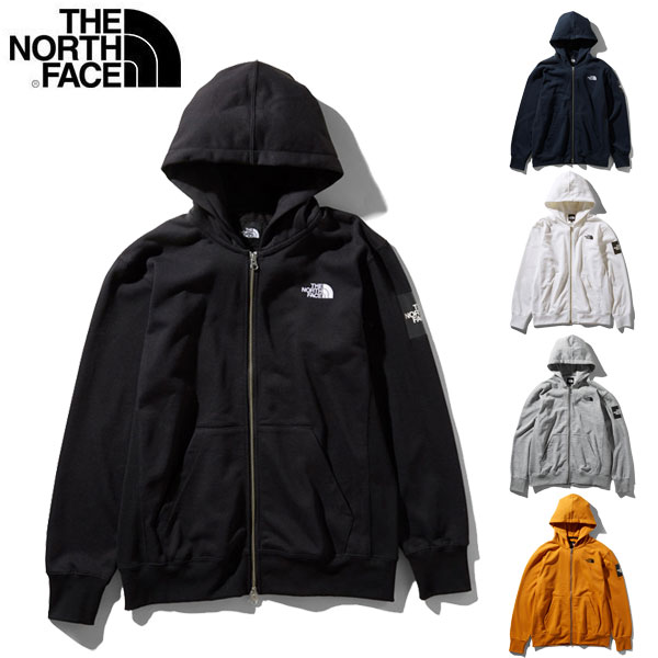 THE NORTH FACE【Square Logo FullZip/NT11952】