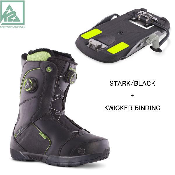 2014/2015 K2【STARK+KWICKER BINDING】
