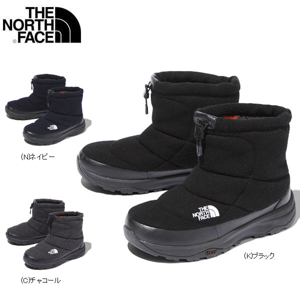 THE NORTH FACE/Nuptse Bootie Wool V Short/NF51979