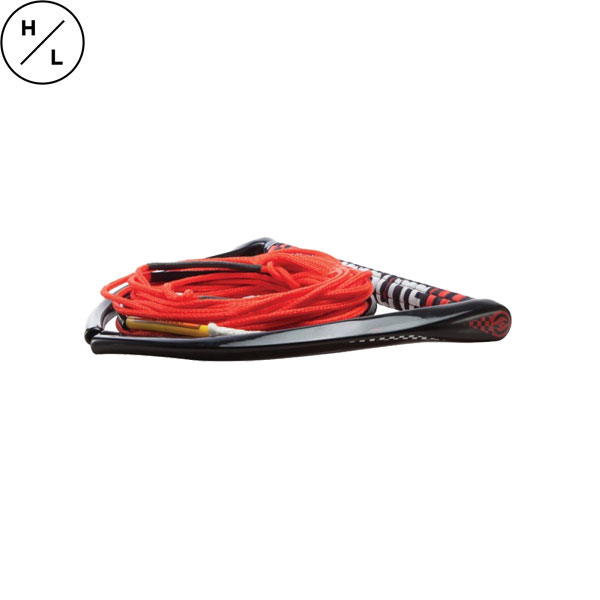 2019HYPERLITE/CHAMOIS COMBO w/FUSE LINE/RED