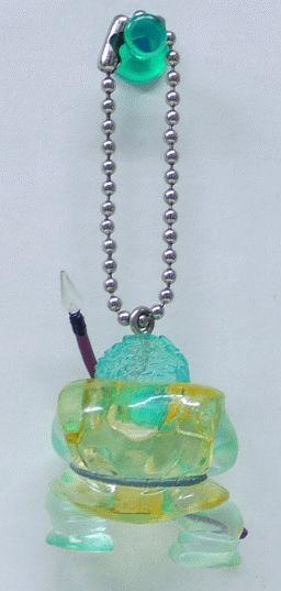 10 Dragon Warrior crystal monsters oak King ball key chain Square Enix