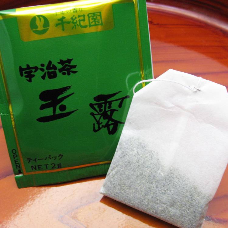 宇治玉露ティーパック 2g×30袋