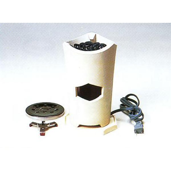 茶道具 煎茶用炉 特製 涼炉セット ※この商品は取り寄せ品になります。