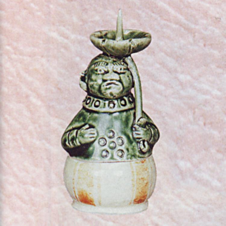 茶道具 香合 南蛮人 三武信家 (茶道具 通販 )