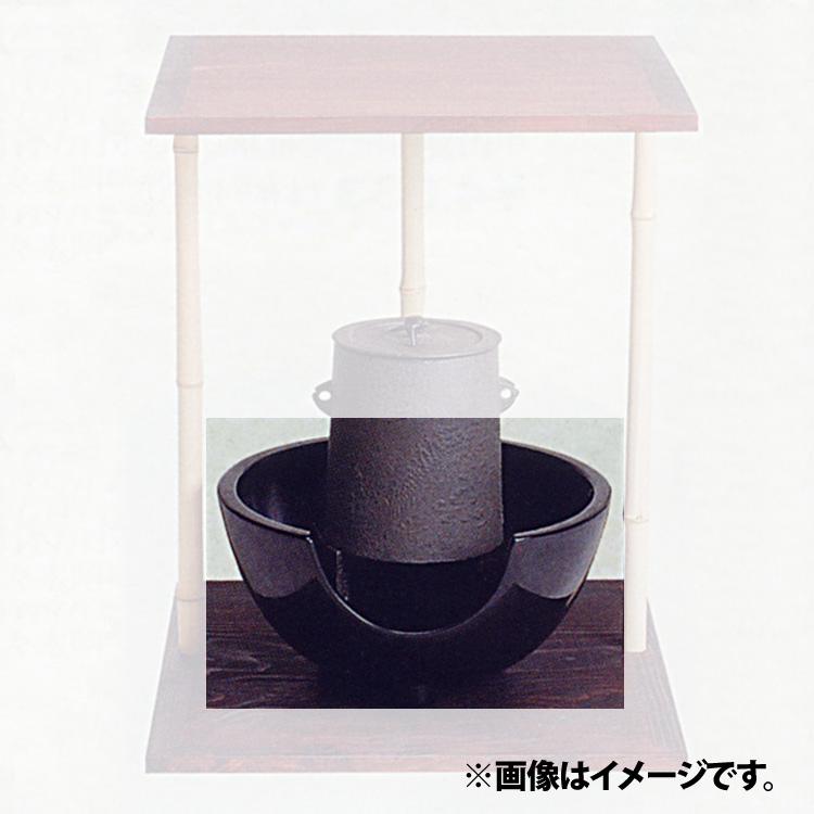 茶道具 紅鉢 尺○開窯四百年記念(五徳別売) 蒲池窯(茶道具 通販 )