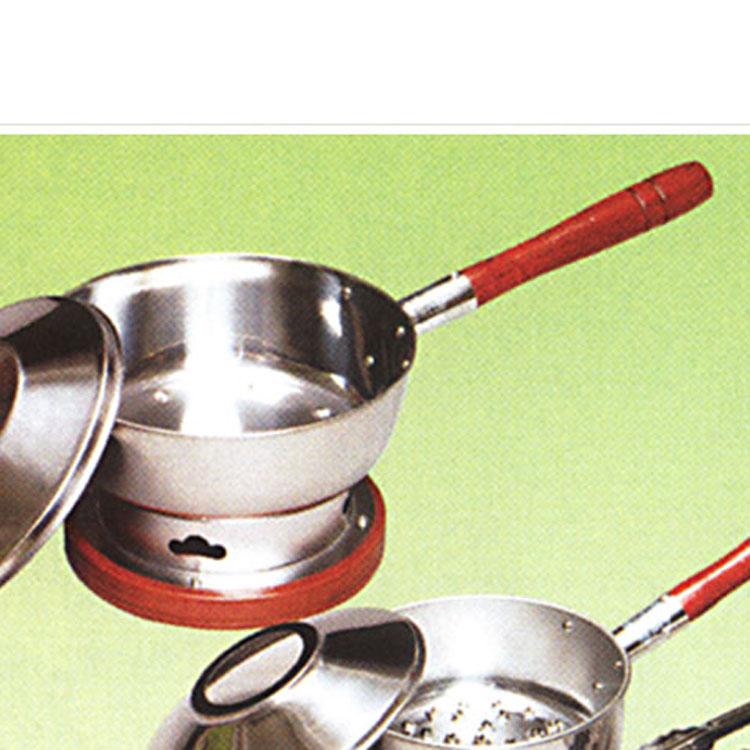 茶道具 台十能 ステンレス●商品名以外のものは別売です。台十能蓋、火起しなどは含まれません。 台十能(茶道具 通販 )