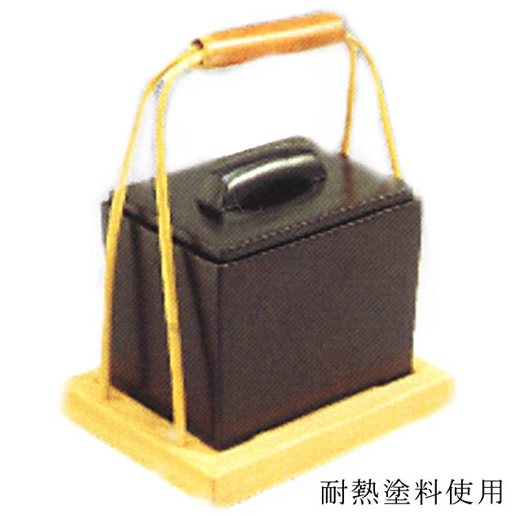 茶道具 火消壺 四方 宗伴 火消壺(茶道具 通販 )