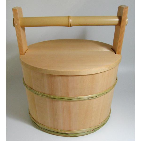 茶道具 水張桶 円二 桶(茶道具 通販 )