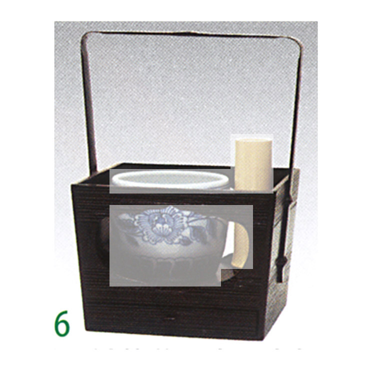 茶道具 釣瓶型手付莨盆 玄々斎好写●商品名以外のものは別売です。 海田宗恵 莨盆(茶道具 通販 )