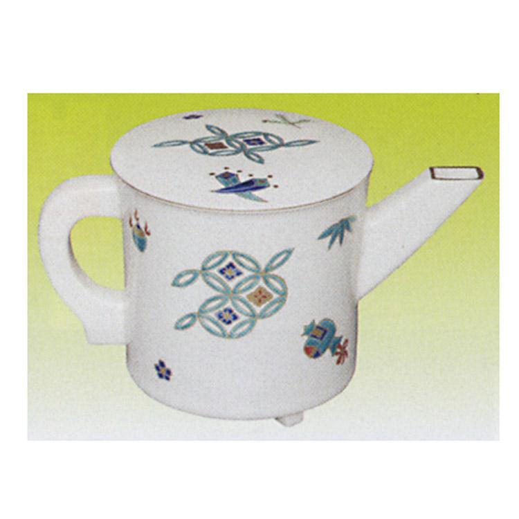 茶道具 水注 七宝宝尽 御室窯 水注(茶道具 通販 )