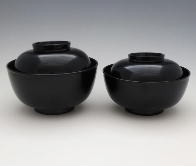 茶道具 小丸椀 五客 合成漆塗 懐石道具(茶道具 通販 )