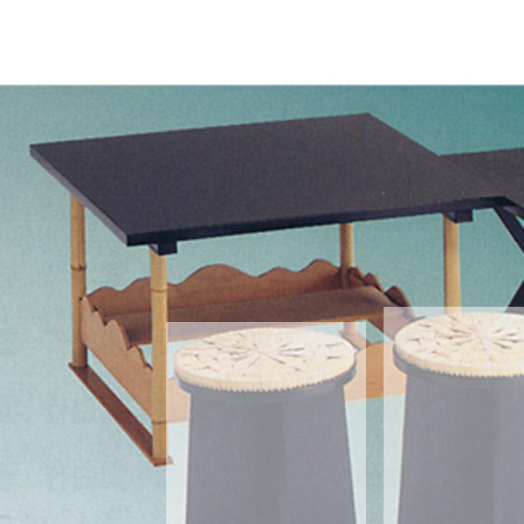 茶道具 再好 点茶盤 (天盤は真塗)●商品名以外のものは別売です。 中村宗悦 点茶盤(茶道具 通販 )