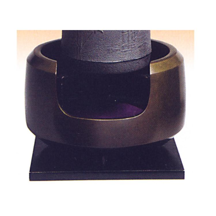 茶道具 唐銅 面取風炉 浄雲 風炉(茶道具 通販 )