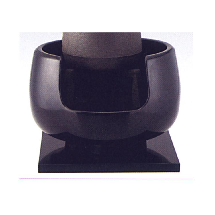 茶道具 土風炉 黒 尺〇 瓦仕上げ ●写真はイメージです。 蒲池窯 風炉(茶道具 通販 )
