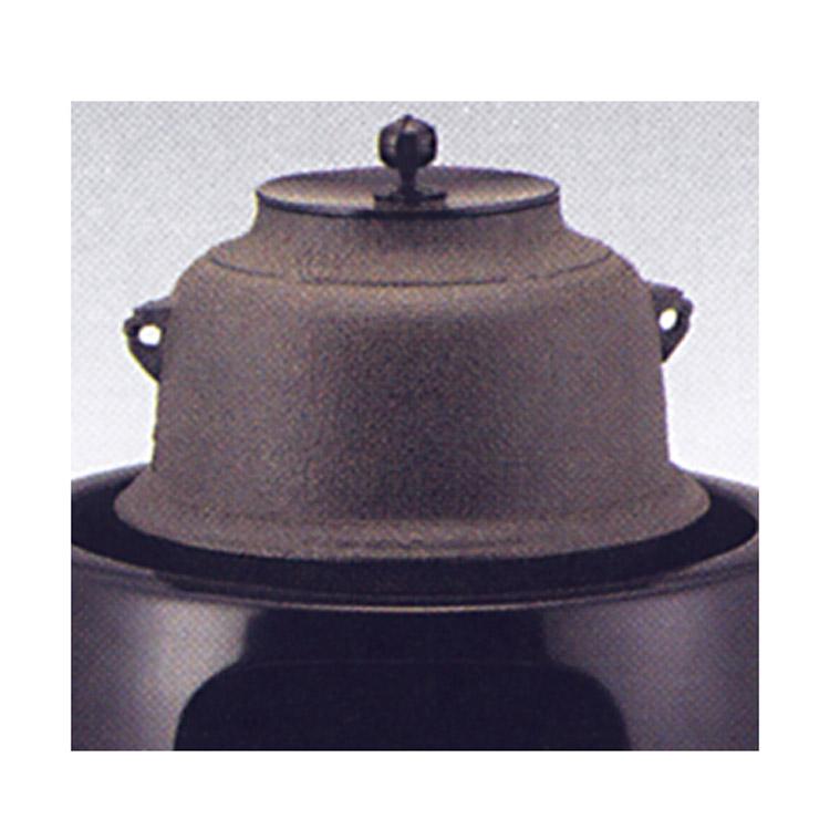 茶道具 風炉釜 真形羽付 菊地政光 風炉釜(茶道具 通販 )