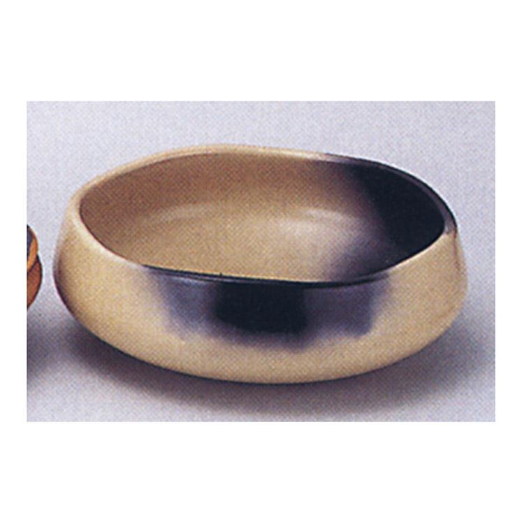 茶道具 灰器 雲華 白 炉用 蒲池窯 灰器(茶道具 通販 )