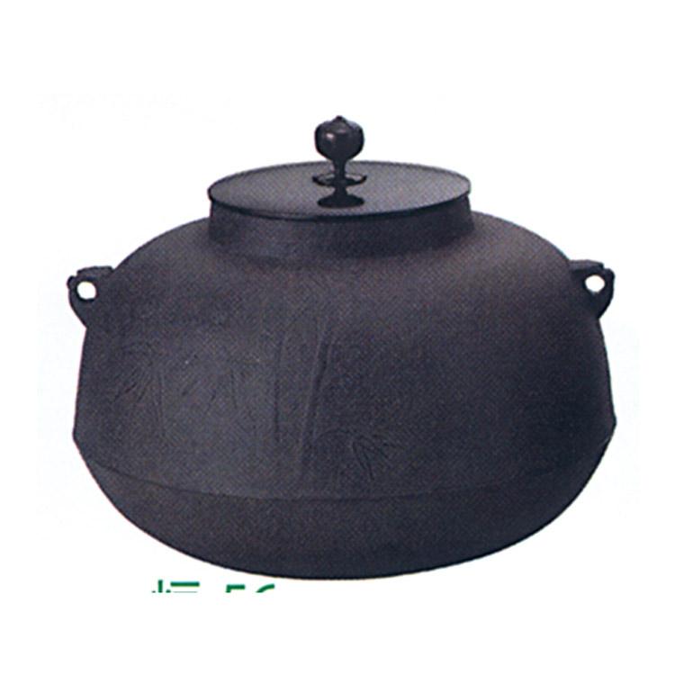 茶道具 炉釜 竹地紋 平丸 菊地政光 炉釜(茶道具 通販 )