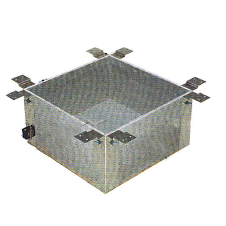 茶道具 L808 ユニット式炉壇うけ ※この商品は取り寄せ品になります。
