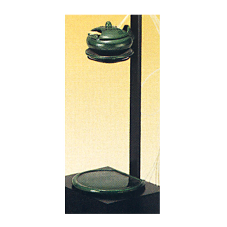 茶道具 雀瓦 青楽●写真はイメージです。商品名以外のものは別売です。 川崎和楽 雀瓦(茶道具 通販 )