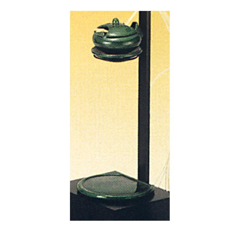 茶道具 雀瓦 青楽●写真はイメージです。商品名以外のものは別売です。 松楽窯 雀瓦(茶道具 通販 )