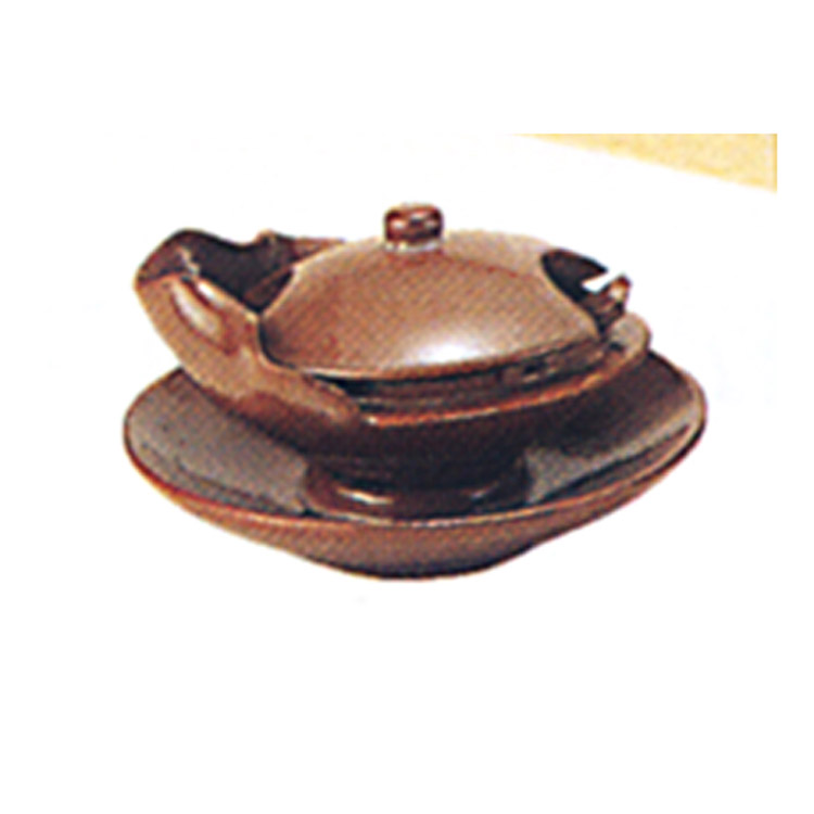 茶道具 スルメ瓦 赤楽●写真はイメージです。 川崎和楽 スルメ瓦(茶道具 通販 )