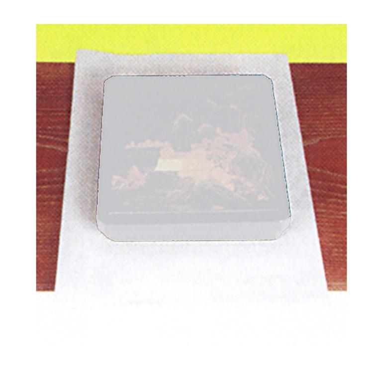 茶道具 料紙 茶歌舞伎用 美濃和紙 (20枚)●商品名以外のものは別売です。 平安堂 (茶道具 通販 )