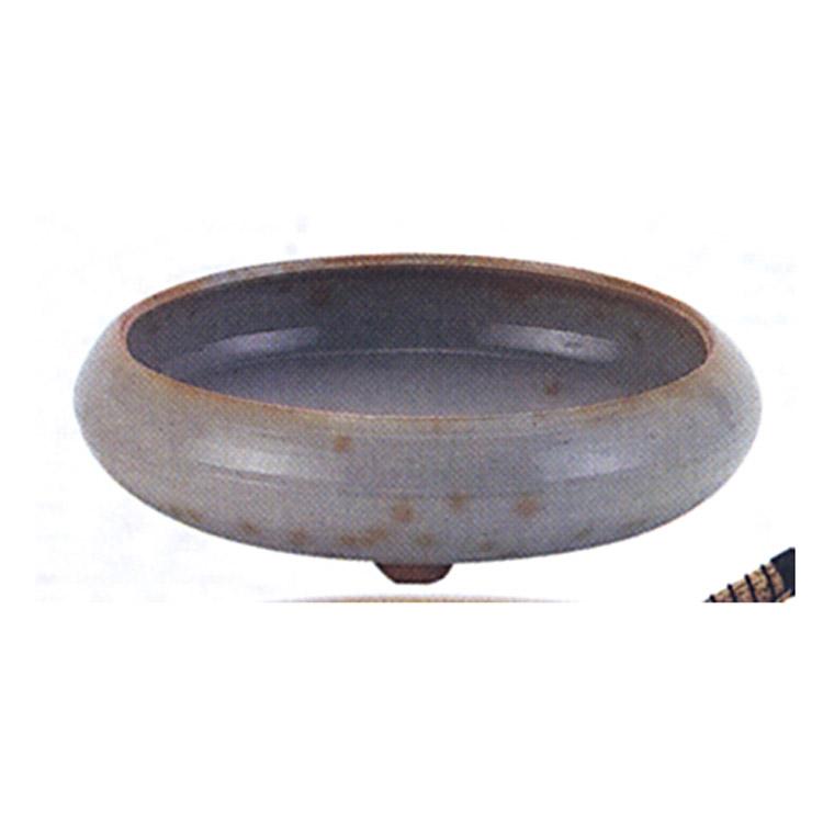 茶道具 筋半田焙烙 灰釉 焙烙(茶道具 通販 )