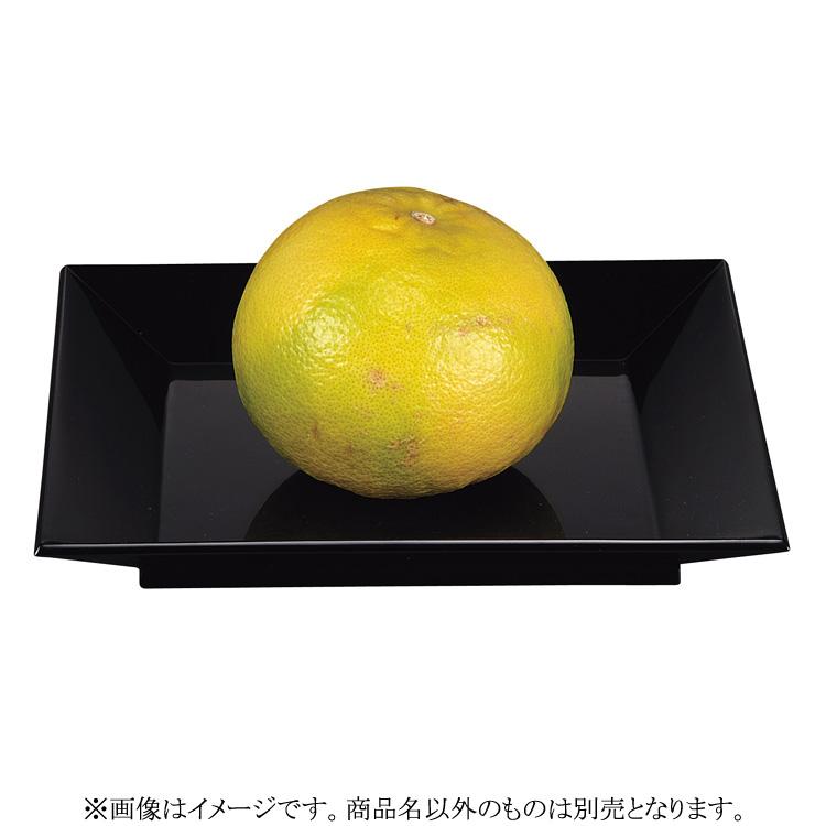 茶道具 四方盆 真塗 大 「み菓子」 湖彩 (茶道具 通販 )