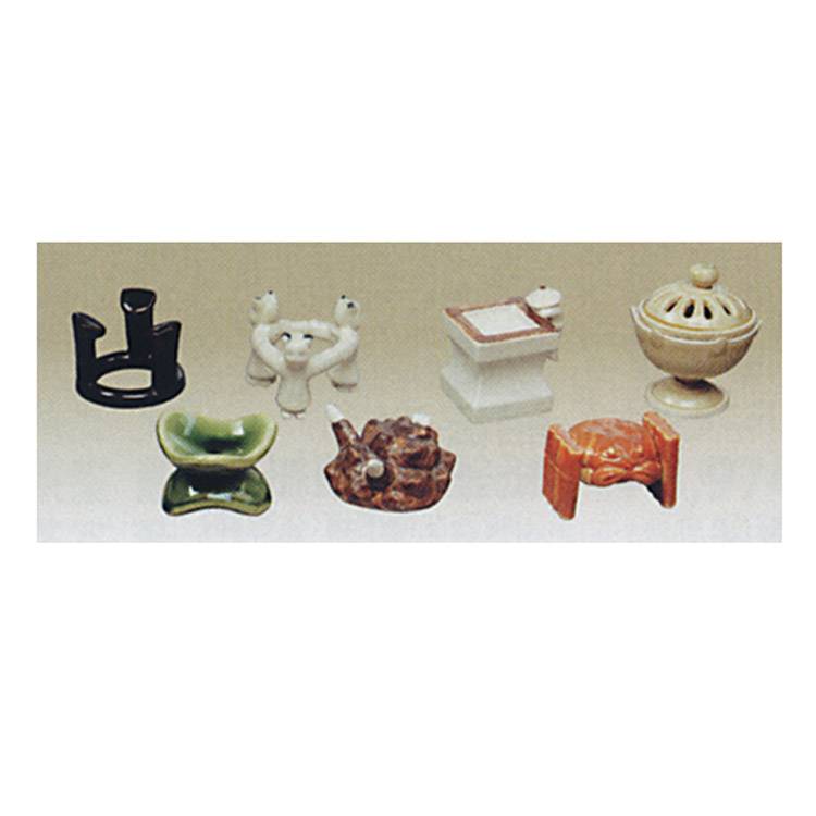 茶道具 七種蓋置 色変 五陶 蓋置(茶道具 通販 )