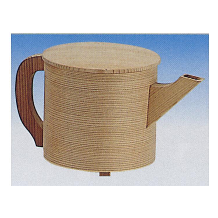 茶道具 水次 曲片口 上 杢仙 水次(茶道具 通販 )