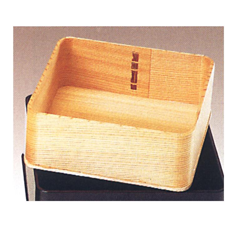 茶道具 神折敷 木地 大 杢仙 神折敷(茶道具 通販 )