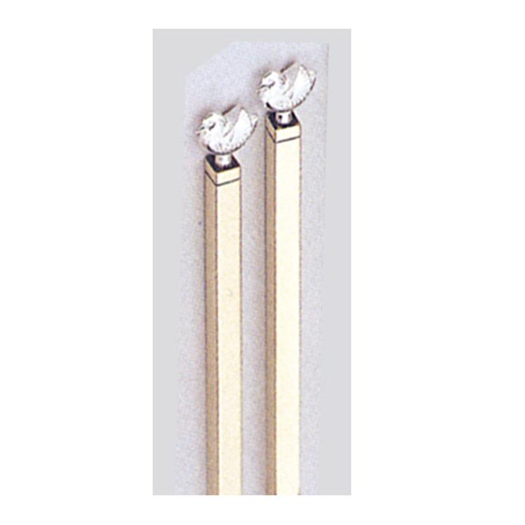茶道具 南鐐鳥頭 飾火箸 般若勘渓 火箸(茶道具 通販 )
