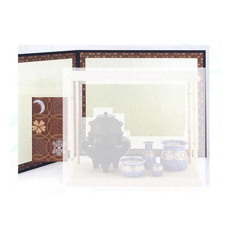 茶道具 2尺4寸風炉先 総張 雪月花 京間●商品名以外のものは別売です。 (茶道具 通販 )