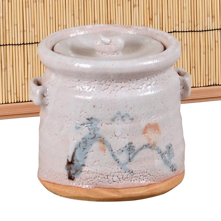 茶道具 水指(水差・みずさし) 水指 志野 加藤 西陵