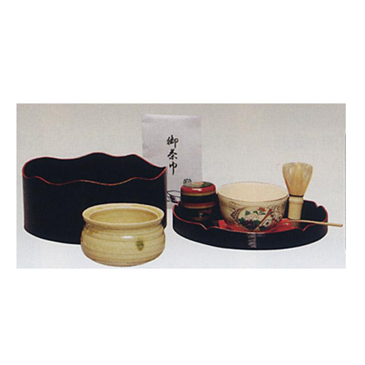 茶道具 千歳盆 (掻合塗) 千歳盆(茶道具 通販 )