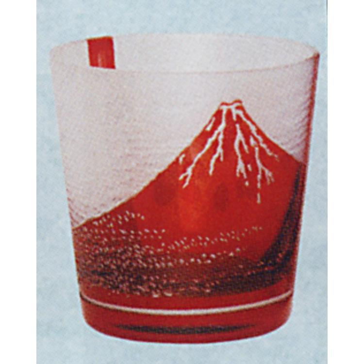 茶道具 義山フリーカップ 赤富士に桜 東太武朗 懐石道具(茶道具 通販 )