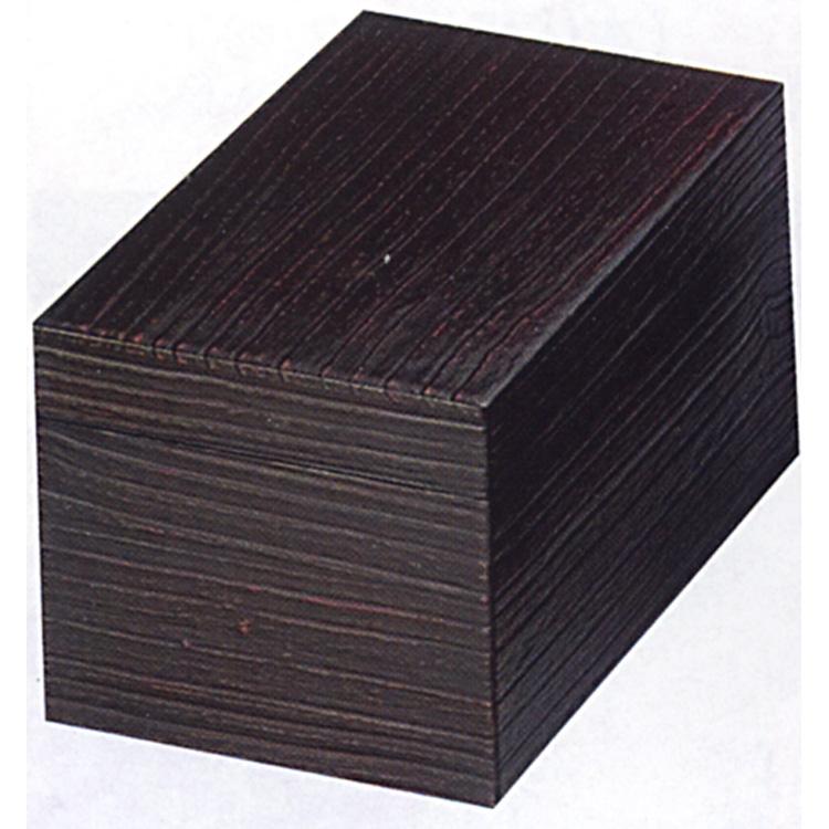 茶道具 茶箱 鎌倉彫 木目 茶箱 (茶道具 通販 )