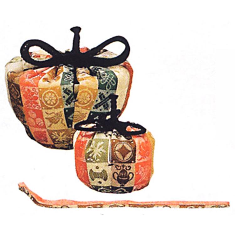 茶道具 三ツ組仕服 遠州緞子 三ツ組仕服(茶道具 通販 )