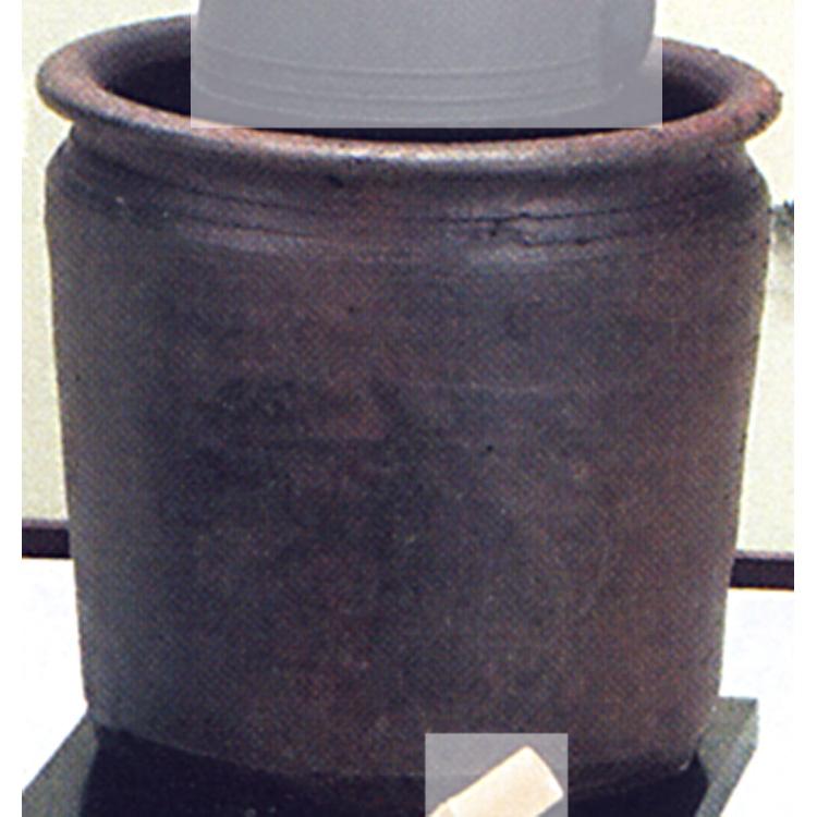 茶道具 火鉢 南蛮 (水屋瓶兼用) ●写真は使用例です。商品名以外のものは別売です。 釜・風炉・風炉釜・鉄瓶(茶道具 通販 )