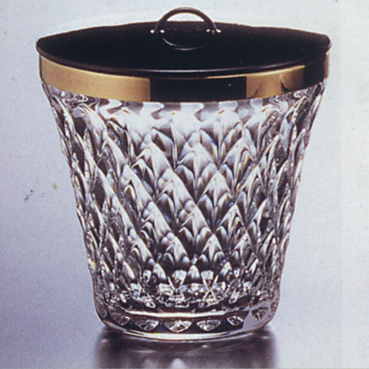 茶道具 クリスタル 末広水指 大中繁明 水指(茶道具 通販 )