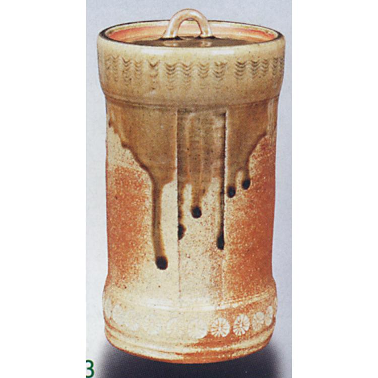 茶道具 細水指 信楽 西尾香舟 水指(茶道具 通販 )