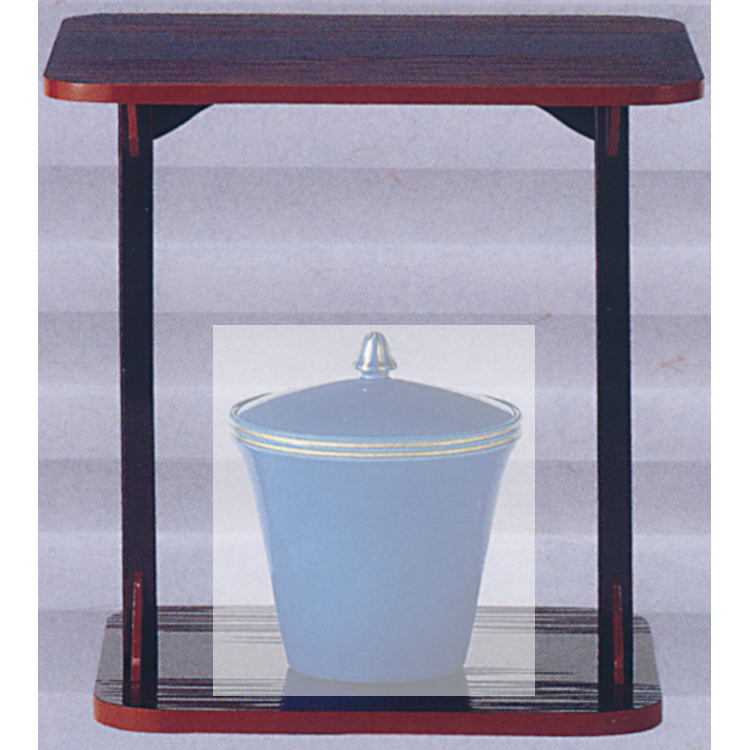 茶道具 小四方棚 ●水指は別売です。 中村宗悦 棚(茶道具 通販 )