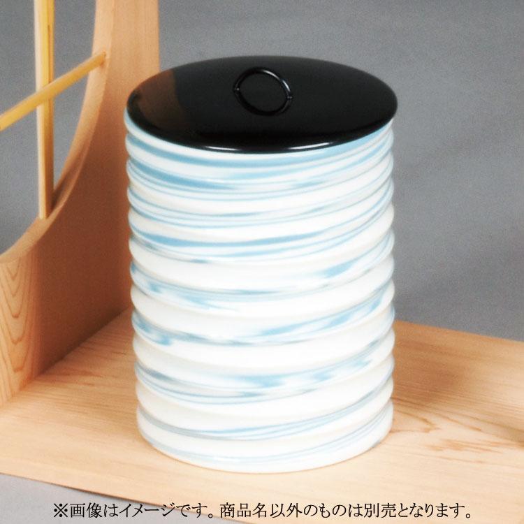 茶道具 水指(水差・みずさし) 水指 練込手 今岡 妙見