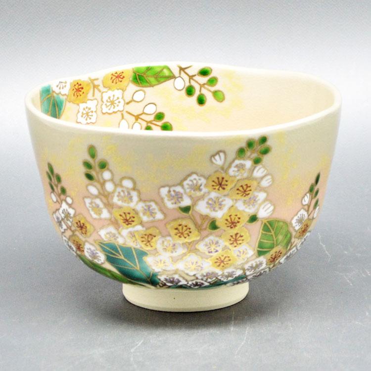 茶道具 抹茶茶碗(まっちゃちゃわん) 茶碗 御本 梓 伊坂 清香