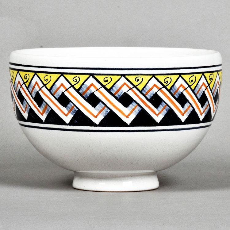 茶道具 抹茶茶碗(まっちゃちゃわん) 茶碗 折リボン ミルダモリジ