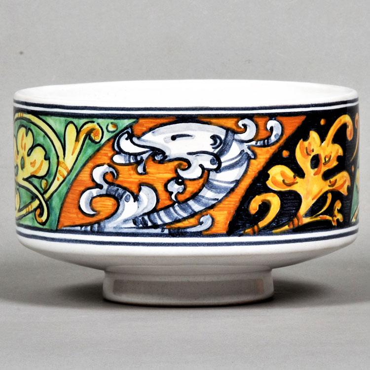 茶道具 抹茶茶碗(まっちゃちゃわん) 茶碗 四分割 ミルダモリジ