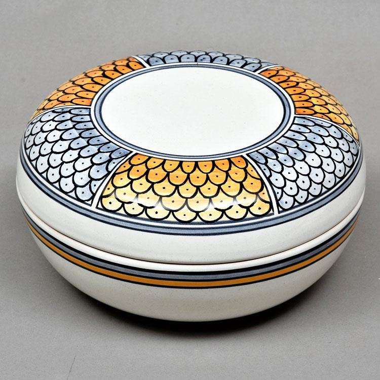 茶道具 食籠(じきろう) 食籠 うろこ模様 ミルダモリジ
