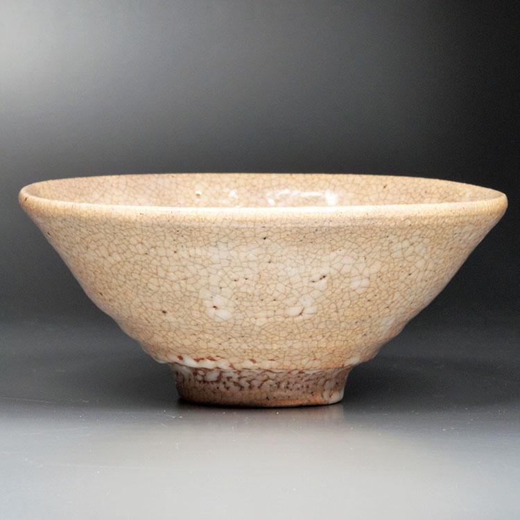 茶道具 抹茶茶碗(まっちゃちゃわん) 青井戸茶碗 平 丸子窯